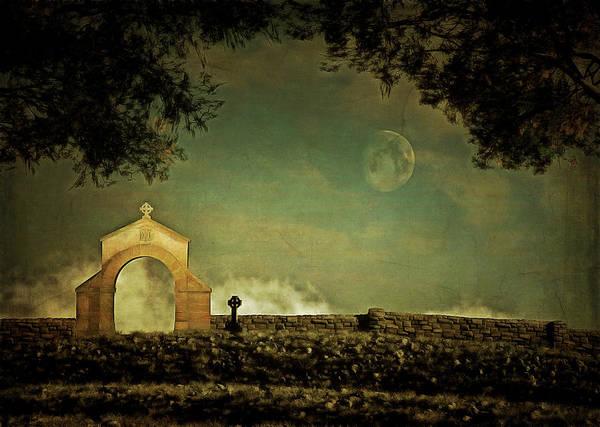 Painting - Moonrise by Jan Keteleer