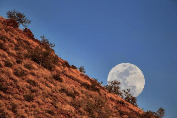 Photograph - Moonrise by Rick Furmanek