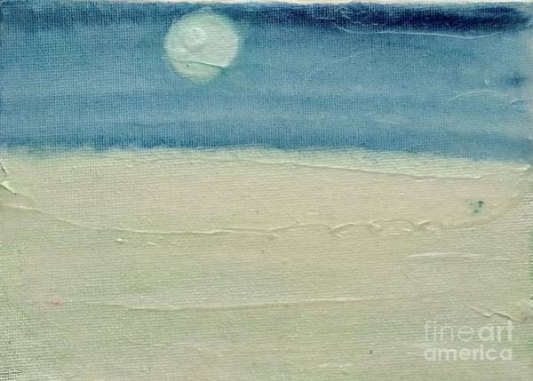 Painting - Moonshadow by Kim Nelson