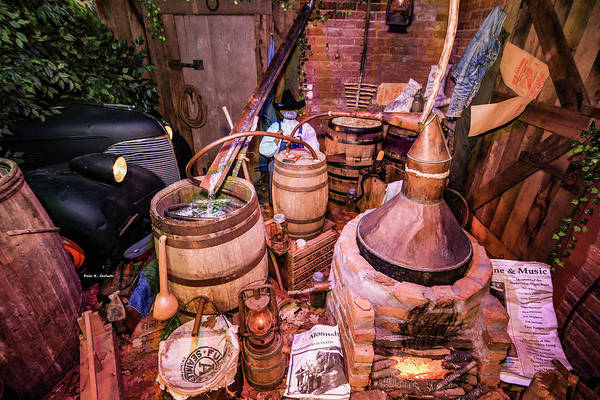 Photograph - Moonshine Still by Dale R Carlson