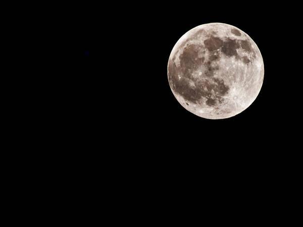 Photograph - Moonshot-1 by Jim DeLillo
