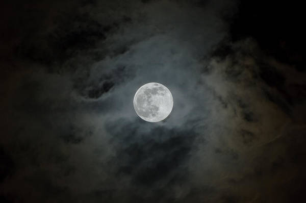 Wicca Photograph - Moonstruck by Rich Leighton