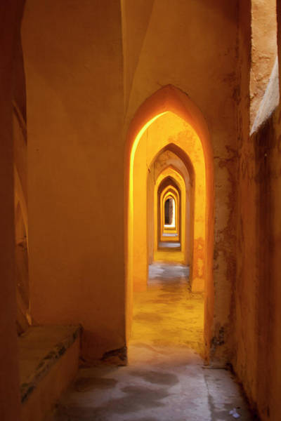 Photograph - Moorish Arches by David Chasey