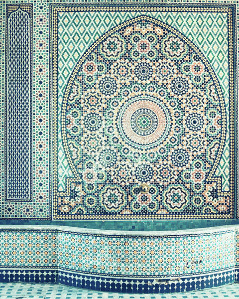 Wall Art - Photograph - Moorish Delight by Studio Yuki