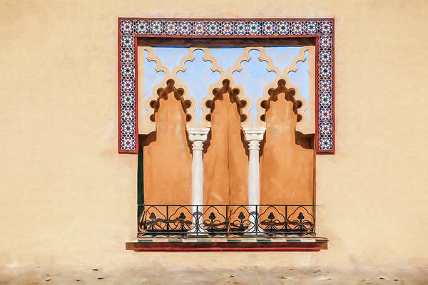 Photograph - Moorish Window II by David Letts