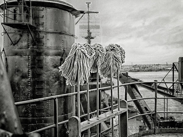 Photograph - Mops Out To Dry by Charles McKelroy