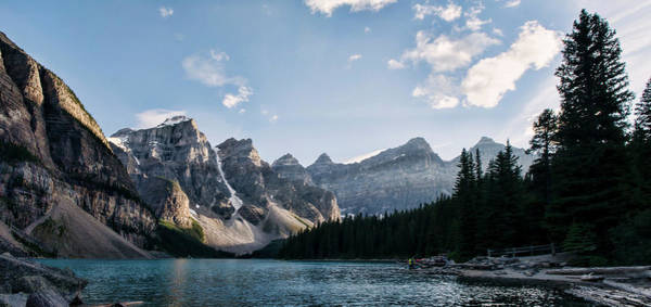 Photograph - Moraine Lake by Heather Applegate