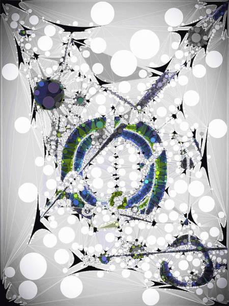 Digital Art - Moral Compass by Susan Maxwell Schmidt