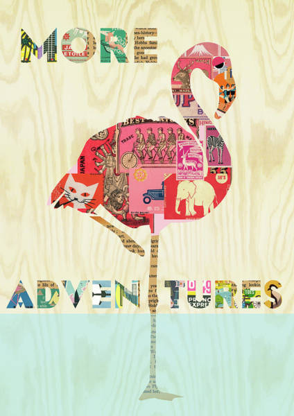 More Adventures Art Print