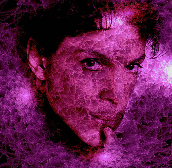 Showpiece Digital Art - More Than A Prince by Andy Young