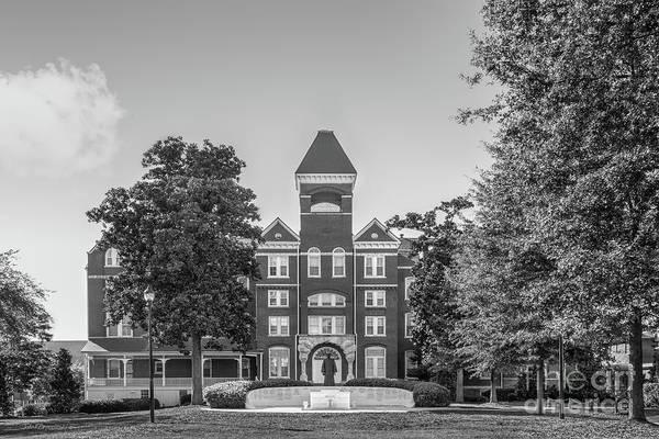 Photograph - Morehouse College Graves Hall by University Icons