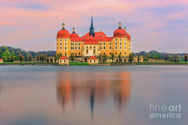 Moritzburg Castle - Saxony - Germany Art Print