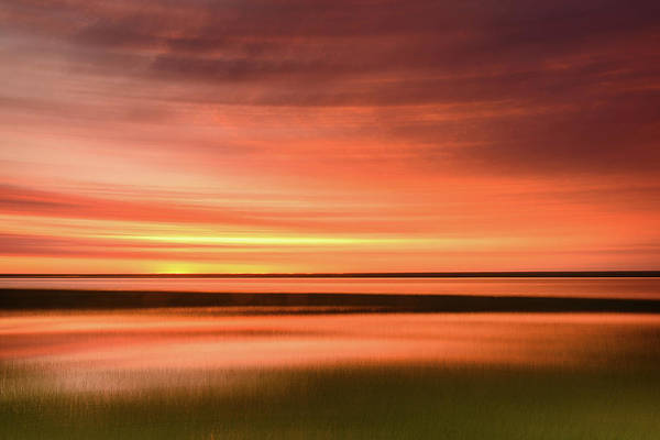 Wall Art - Photograph - Morn At The Marsh by Michael Blanchette