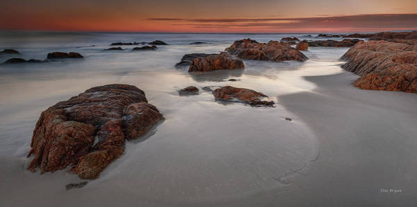 Photograph - Morning At Asilomar by Tim Bryan