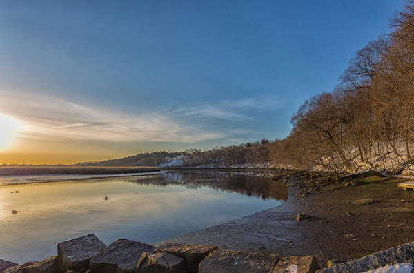 Photograph - Morning At Milton Landing by Brian MacLean