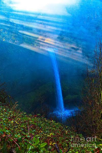 Photograph - Morning At South Falls by Jon Burch Photography