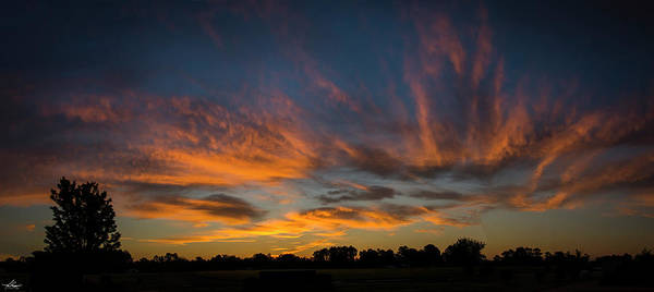 Photograph - Morning At The Abbott Aviation Center by Philip Rispin