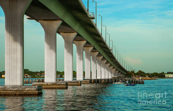 Photograph - Morning At The Causeway by Tom Claud