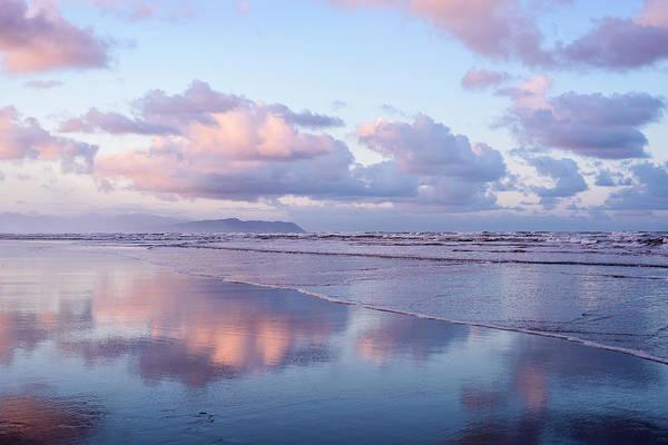 Photograph - Morning Beach by Robert Potts