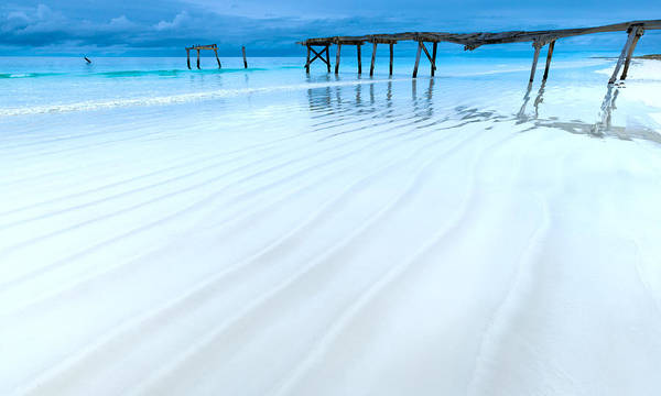 Photograph - Morning Blues by Julian Cook