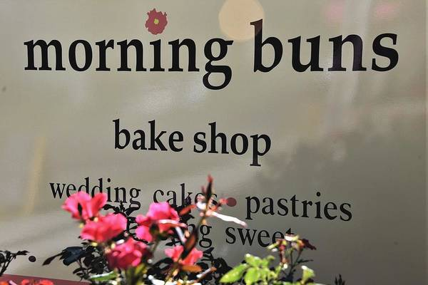 Photograph - Morning Buns Bake Shop by Kim Bemis
