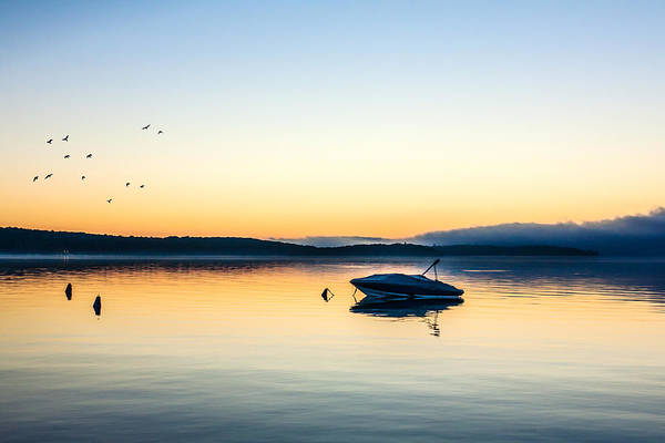 Photograph - Morning Calm by Todd Klassy