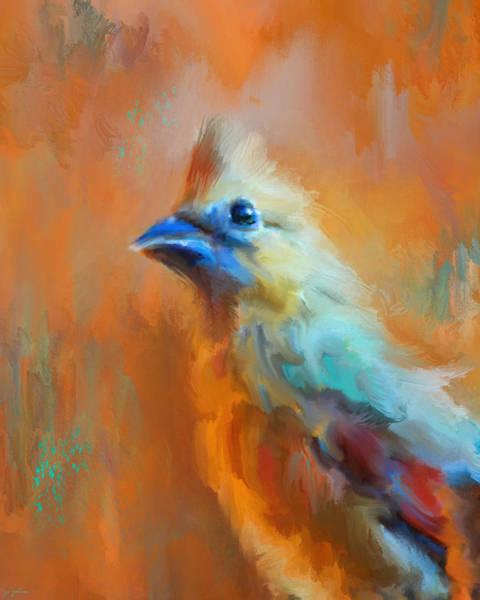 Morning Song Wall Art - Painting - Morning Cheer by Jai Johnson