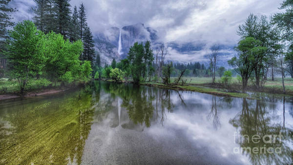 Photograph - Morning Clouds by Anthony Michael Bonafede