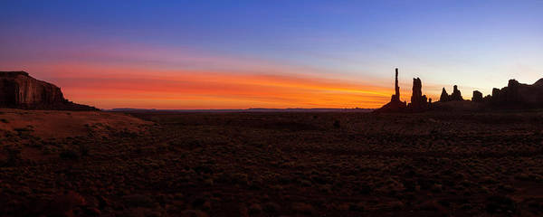 Wall Art - Photograph - Morning Colors At Monument Valley by Andrew Soundarajan