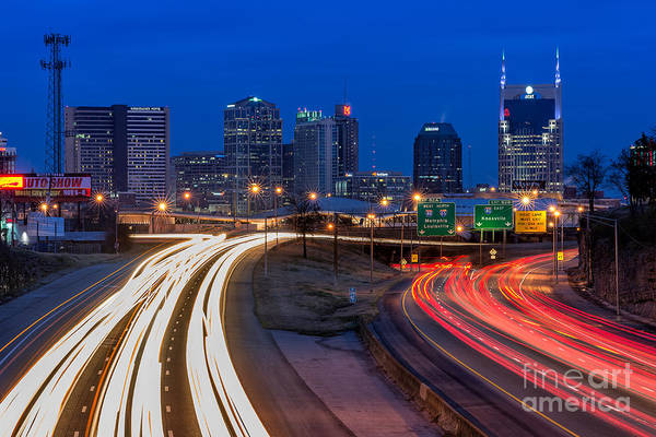 Wall Art - Photograph - Morning Commute by Anthony Heflin
