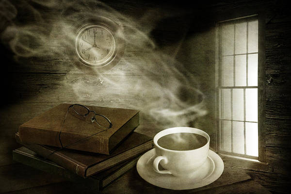 Photograph - Morning Cup Of Coffee by Randall Nyhof