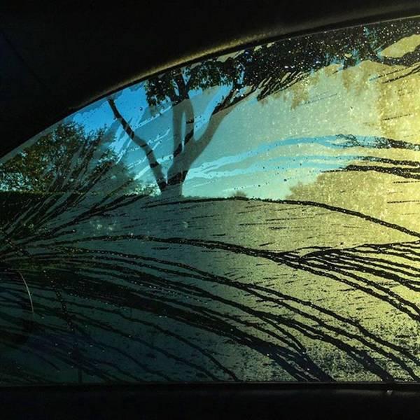 Car Photograph - Morning Dew #juansilvaphotos by Juan Silva