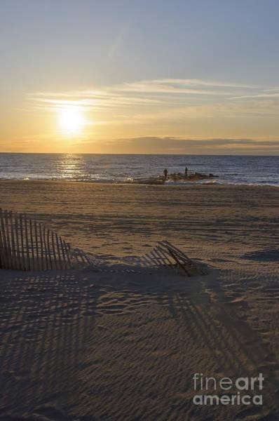 Photograph - Morning Fishing In Asbury II by Debra Fedchin