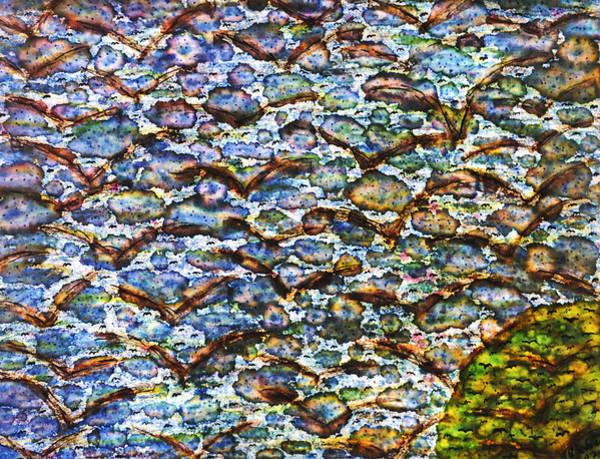 Sausalito Painting - Morning Flight by TB Schenck