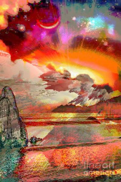 Painting - Morning Glory Artwork by Catherine Lott