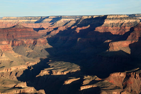 Photograph - Morning Glow At The Grand Canyon by Pierre Leclerc Photography
