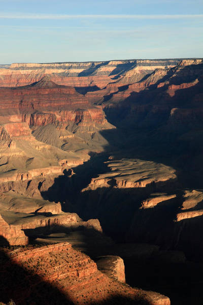 Photograph - Morning Glow In The Grand Canyon by Pierre Leclerc Photography