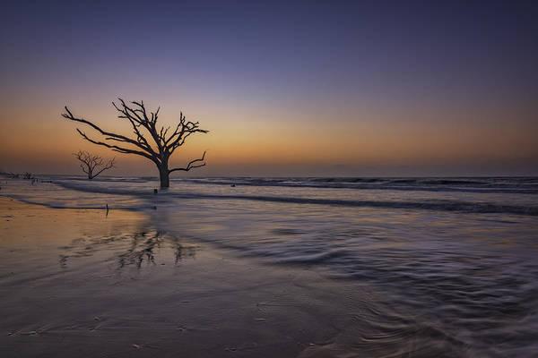 Photograph - Morning Glow On Edisto Island by Rick Berk