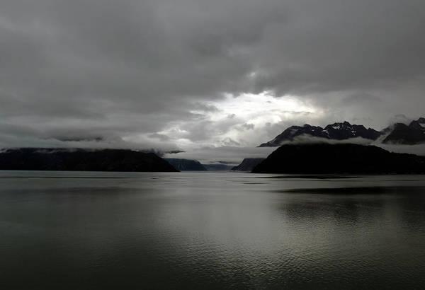 Morning In Alaska Art Print