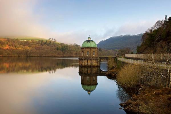 Photograph - Morning Light In The Elan Valley by Stephen Taylor