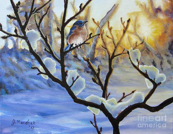 Painting - Morning Light by Joe Mandrick