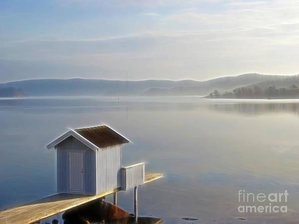 Photograph - Morning by Lutz Baar