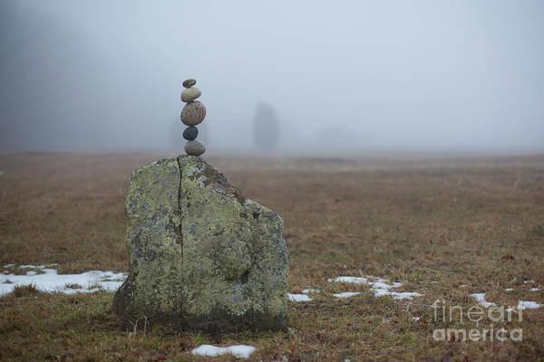 Sculpture - Morning Meditation by Pontus Jansson