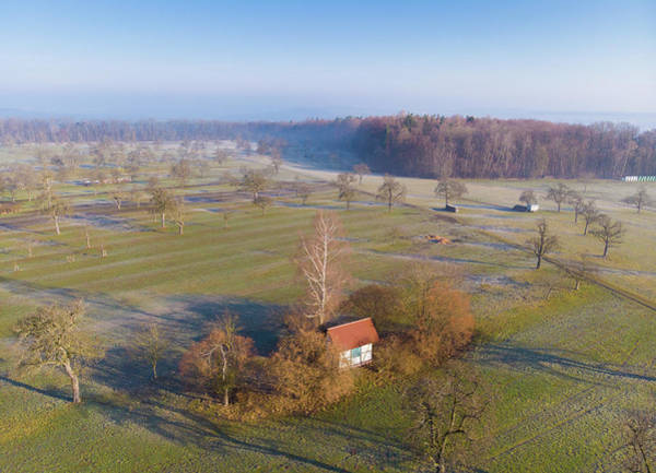 Photograph - Morning Mood In Germany In March by Matthias Hauser