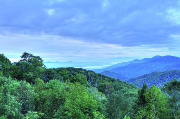 Photograph - Morning Mountain by Ree Reid