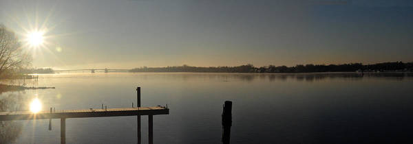Photograph - Morning On The Bay by Tim Nyberg