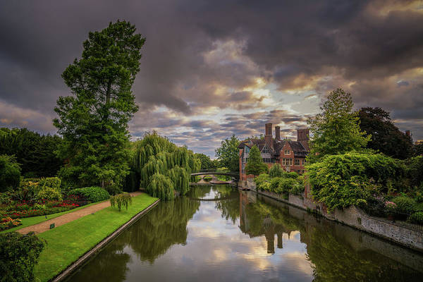 Photograph - Morning On The Cam by James Billings
