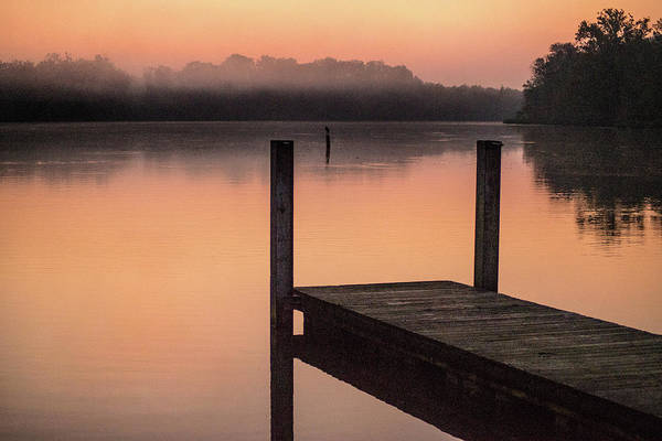 Photograph - Morning On The James River by Don Johnson