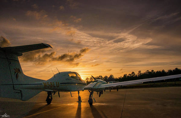 Photograph - Morning On The Ramp by Philip Rispin