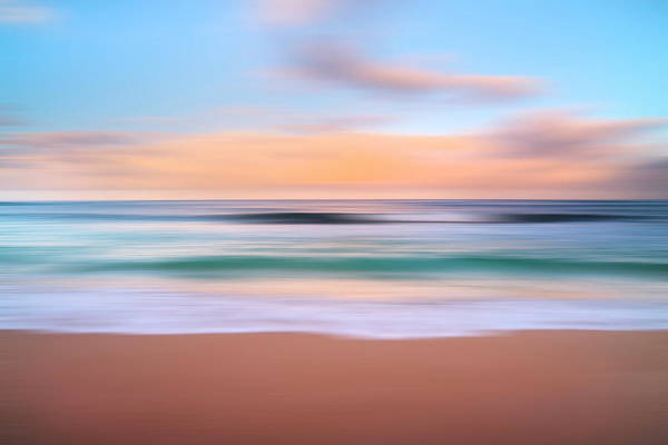 Out Of The Ordinary Photograph - Morning Pastels by Sean Davey